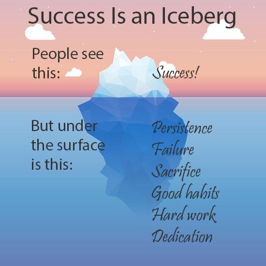 image of iceburg
