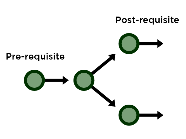 illustration of a competency pathways