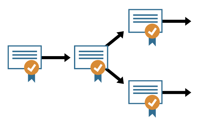 Credential pathway image