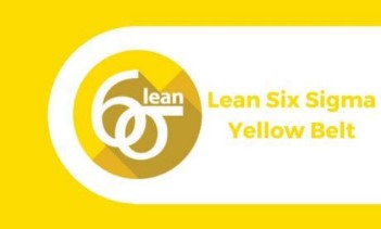 Lean Six Sigma Yellow Belt logo