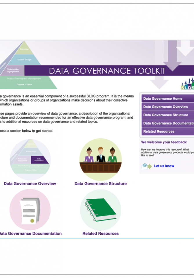 data governance toolkit image